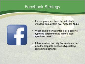 Wedding bouquet PowerPoint Templates - Slide 6