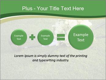 Wedding bouquet PowerPoint Templates - Slide 75
