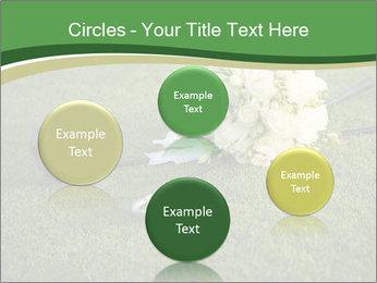 Wedding bouquet PowerPoint Templates - Slide 77