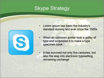 Wedding bouquet PowerPoint Templates - Slide 8