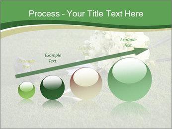Wedding bouquet PowerPoint Templates - Slide 87