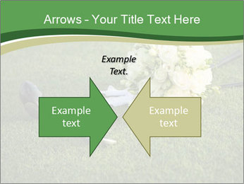 Wedding bouquet PowerPoint Templates - Slide 90