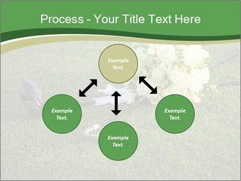 Wedding bouquet PowerPoint Templates - Slide 91