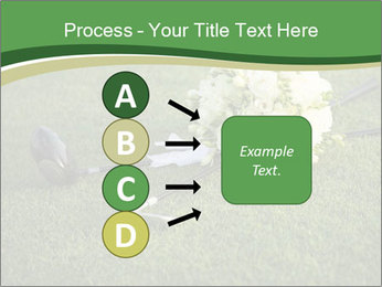 Wedding bouquet PowerPoint Templates - Slide 94