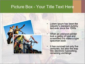 Couple near house PowerPoint Template - Slide 20