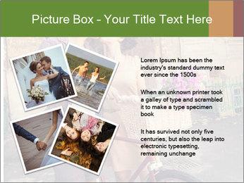 Couple near house PowerPoint Templates - Slide 23