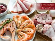 Protein diet PowerPoint Templates