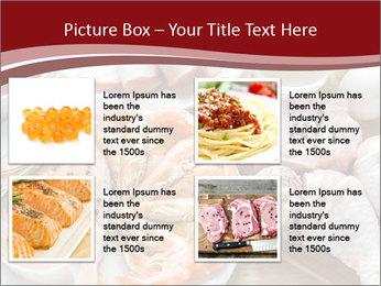 Protein diet PowerPoint Templates - Slide 14