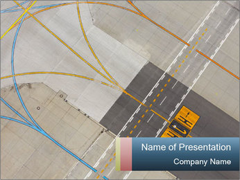 Airfield PowerPoint Templates - Slide 1