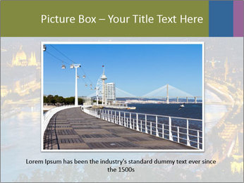 Night view PowerPoint Template - Slide 15