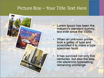 Night view PowerPoint Template - Slide 17