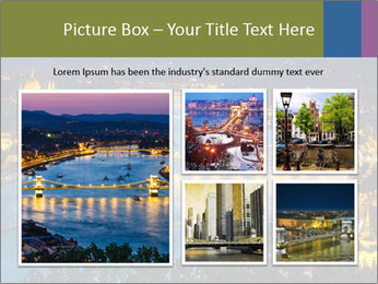 Night view PowerPoint Template - Slide 19