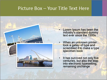 Night view PowerPoint Template - Slide 20