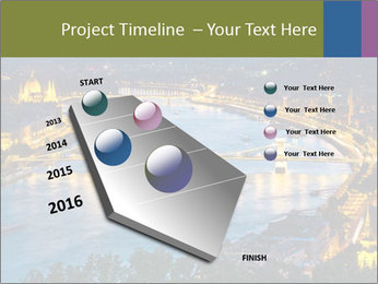Night view PowerPoint Template - Slide 26
