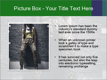 Girl PowerPoint Templates - Slide 13