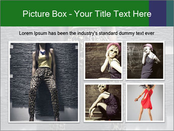 Girl PowerPoint Templates - Slide 19