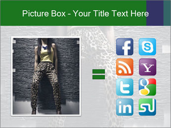 Girl PowerPoint Templates - Slide 21