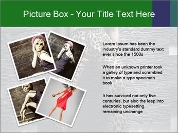 Girl PowerPoint Templates - Slide 23