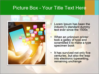 Smart phone PowerPoint Templates - Slide 13