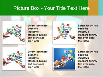 Smart phone PowerPoint Templates - Slide 14