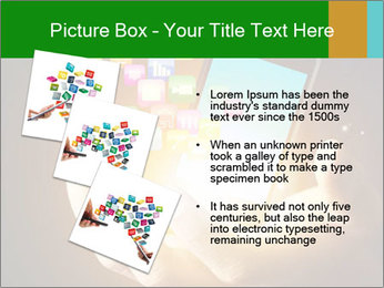 Smart phone PowerPoint Templates - Slide 17