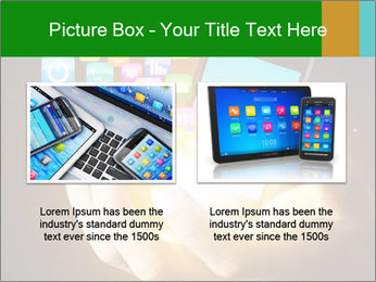 Smart phone PowerPoint Templates - Slide 18