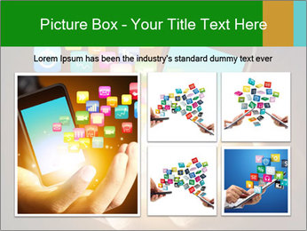 Smart phone PowerPoint Templates - Slide 19