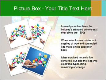 Smart phone PowerPoint Templates - Slide 23
