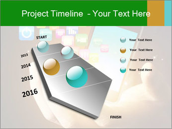 Smart phone PowerPoint Templates - Slide 26