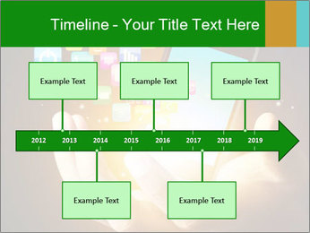 Smart phone PowerPoint Templates - Slide 28