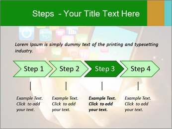 Smart phone PowerPoint Templates - Slide 4