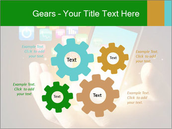 Smart phone PowerPoint Templates - Slide 47