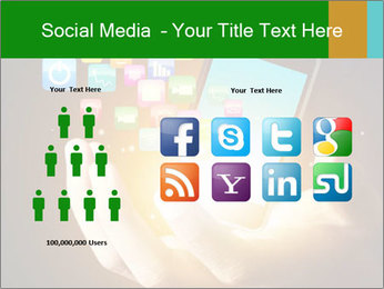 Smart phone PowerPoint Templates - Slide 5