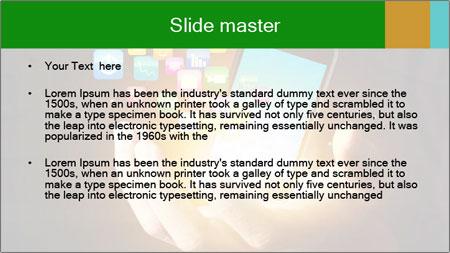 Smart phone PowerPoint Template - Slide 2