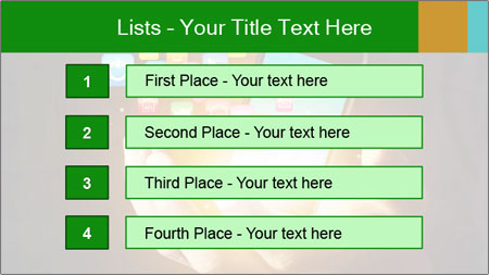 Smart phone PowerPoint Template - Slide 3
