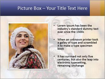 Autumn forest PowerPoint Templates - Slide 13
