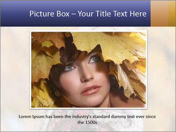 Autumn forest PowerPoint Templates - Slide 16
