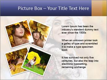 Autumn forest PowerPoint Templates - Slide 23