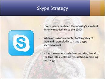 Autumn forest PowerPoint Templates - Slide 8