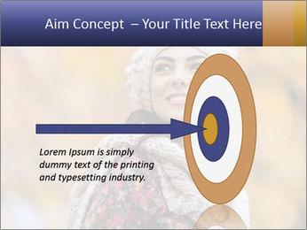 Autumn forest PowerPoint Templates - Slide 83