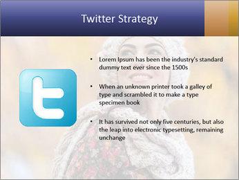 Autumn forest PowerPoint Templates - Slide 9