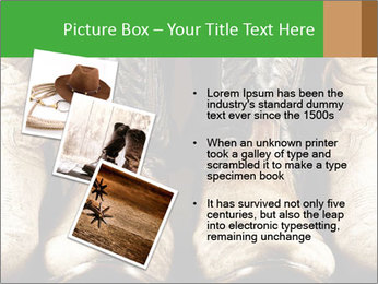 High contrast PowerPoint Template - Slide 17