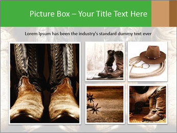 High contrast PowerPoint Template - Slide 19