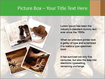 High contrast PowerPoint Template - Slide 23