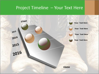 High contrast PowerPoint Template - Slide 26