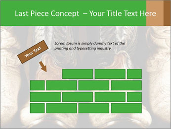 High contrast PowerPoint Template - Slide 46