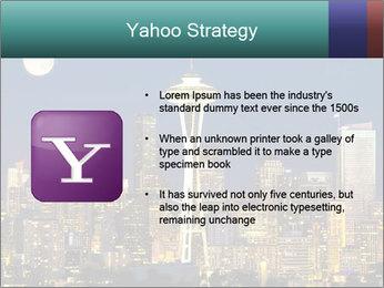 Beautiful nightview PowerPoint Templates - Slide 11
