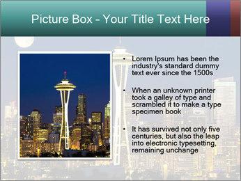 Beautiful nightview PowerPoint Templates - Slide 13