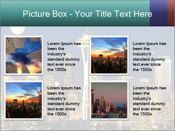Beautiful nightview PowerPoint Templates - Slide 14