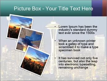 Beautiful nightview PowerPoint Templates - Slide 17
